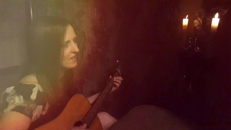 Лунный свет стихи Александра Кердана музыка Анны Зеленской