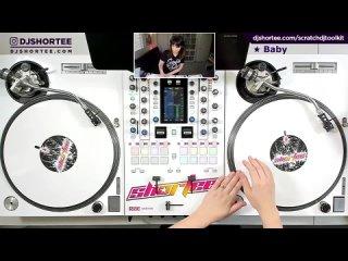 DJ SCRATCH PRACTICE ROUTINE ★ 12+ Scratch Techniques QA Scratch Drill (Improve Your Scratching!)