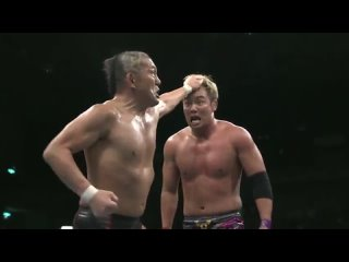 Minoru Suzuki vs. Kazuchika Okada -  (NJPW G1 Climax 2017 - Day 16)