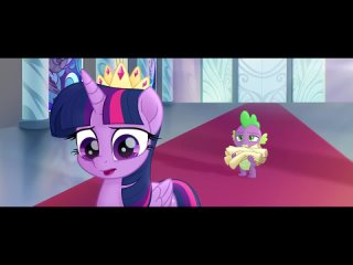 Twilight's Meeting with the Princesses - My Little Pony: The Movie [HD].mp4