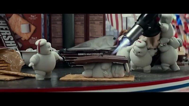 ОХОТНИКИ ЗА ПРИВИДЕНИЯМИ НАСЛЕДНИКИ отрывок из фильма