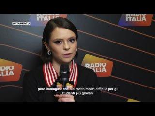#atupertu con Francesca Michielin - Radio Italia Live 2021
