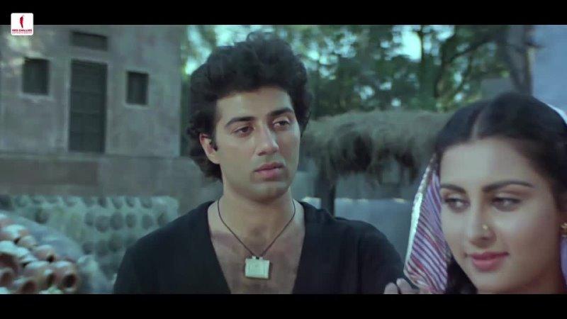 Bol Do Mithe Bol Sohniye | Sohni Mahiwal | Санни Деол | Пунам Дхиллон