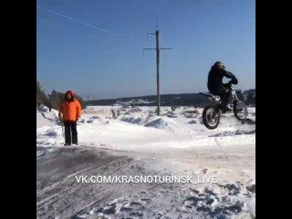 Мотокросс в Краснотурьинске