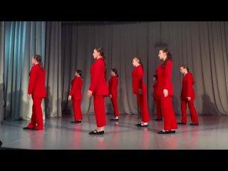 Молодежная хореографическая группа «Ассорти» — «Ритм города»
