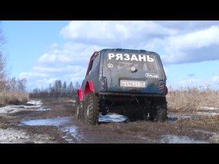 Рязанские автогонщики готовятся к соревнованиям на «Ниве»