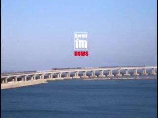 У кого темнее тот и победит. Демонстрация стратегической ценности Крымского моста