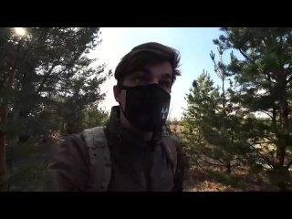 [Влад Резнов] Военная техника ликвидаторов ЧАЭС. Она фонит до сих пор. Кладбище техники в Чернобыле
