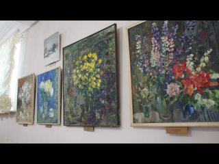 Выставка преподавателей детской художественной школы № 12