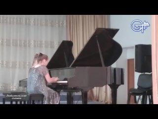 Музыкальная школа открыла концертный зал