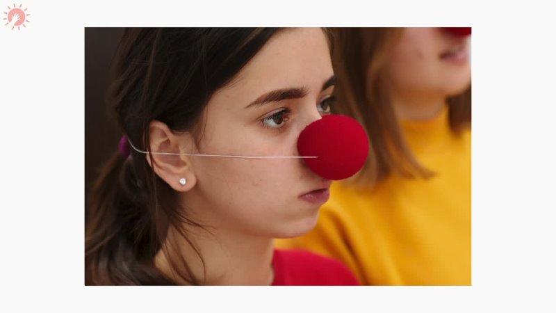 Больничный клоун Саша