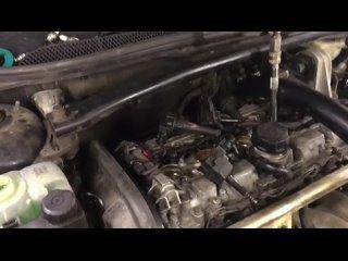 Volvo S60 2.5 турбо, проверка на попадание выхлопных газов в систему охлаждения.