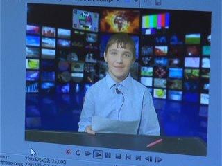 Экскурсия на Сфера-ТВ для воспитанников приюта Ростка
