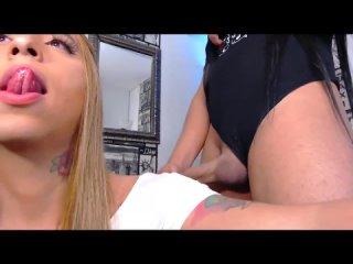 Trans Girl 7 shemale - 3 часа вебкама горячих трансух (Gey шлюха TS Ladyboy Трапы Sissy Tranny гей анал минет секс порно Porno)