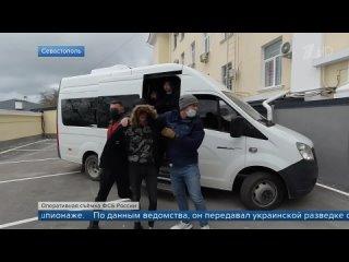В Крыму арестован россиянин, собиравший для украинской разведки данные о Черноморском флоте