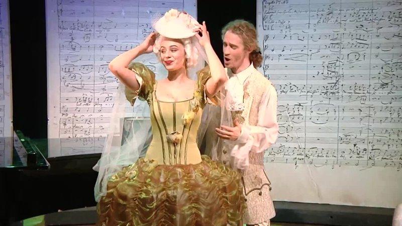 Стр 29 Дуэт Сюзанны и Фигаро из оперы В А Моцарта Свадьба Фигаро