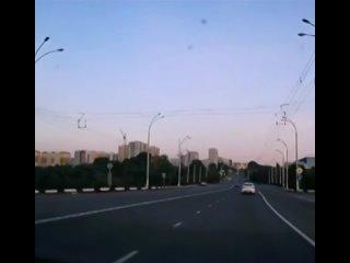 В Кемерове «гонщики» устроили аварию