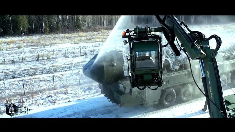 Russian Army - Russias Military Capability Strategic Missile Forces (2021)