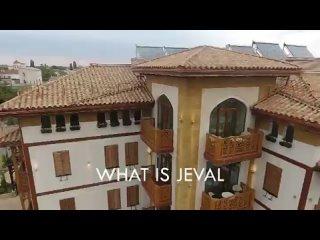 Эко-отель Джеваль в Евпатории (Крым)