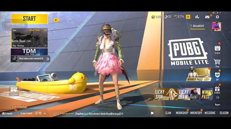 [Inder Gaming yt] NEW AKM CRATE OPENING PUBG MOBILE LITE PUBG MOBILE LITE NEW DESERT FOSSIL AKM CRATE OPENING