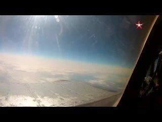 Российский Миг-31 перехватил самолет-разведчик RC-135 ВВС США