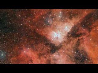 Zoom on a doomed super-massive star on the brink of exploding as a supernova called Eta Carinae! Credit_ NASA, ESA et al