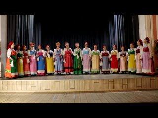 «Не ходил бы я, не гулял» - поморская народная песня Терского берега. Исполняет ансамбль «Беломорье»