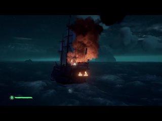 Настоящие пираты не боятся остаться без корабля