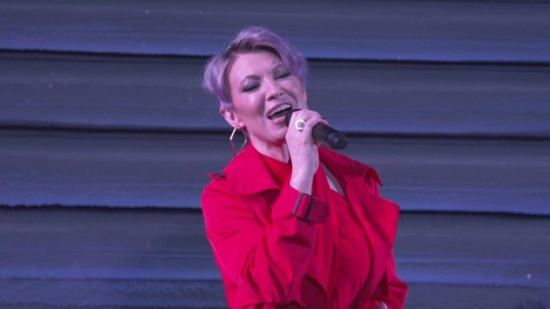 Алина Делисс - предновогодний -концерт 29.12.2020 г.