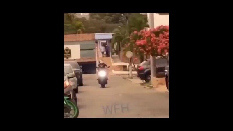 Вся боль и нарушение правил в одном видео