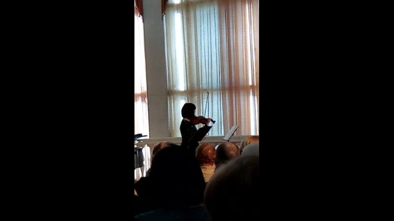 Музыка Владимира Смирнова (Старателева). Фрагмент.