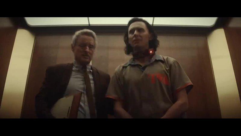 Marvels Loki - Official Trailer (2021)