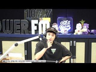 220421 Полный выпуск радиоэфира SBS Young Street с Ли Джуном