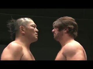AJ Styles vs. Minoru Suzuki -  (NJPW G1 Climax 24 - Day 7)