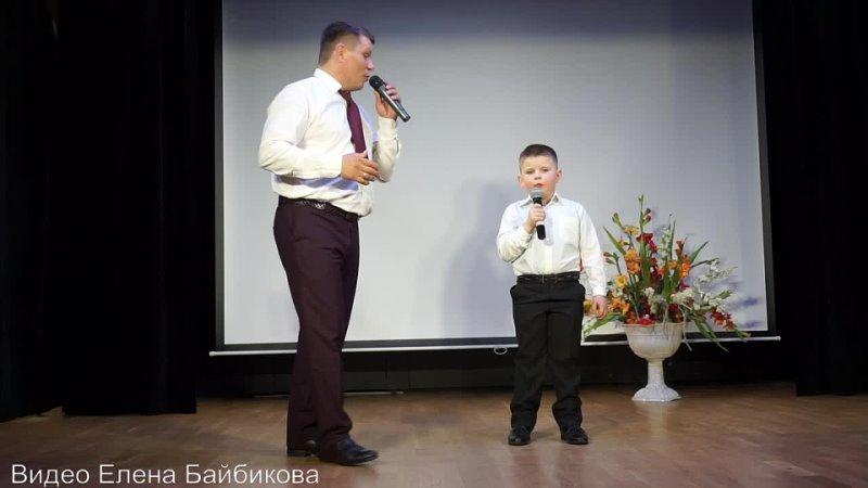Отец и сын ГРАНКОВЫ