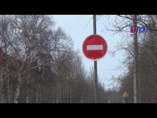 Сотрудники ГИБДД города Мончегорска решили разъяснить водителям, как организовано дорожное движение на улице Советской