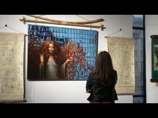 Выставка художественных работ Сергея Лыкова @lykov_artist «Флейта Сякухати»