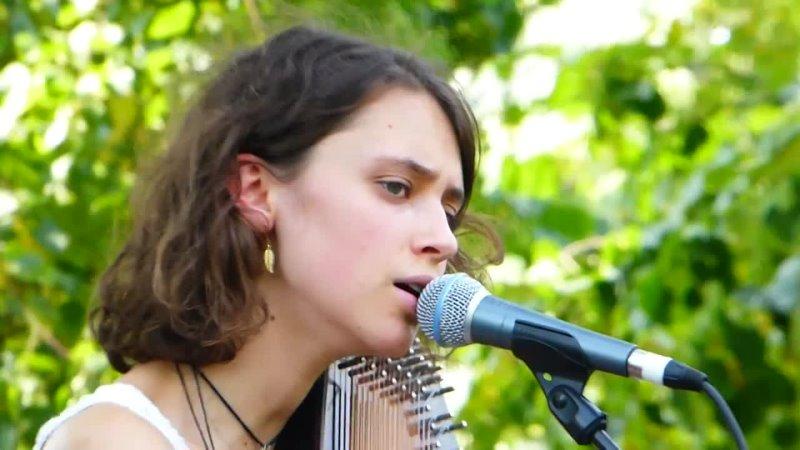 POMME | New Soul | fan video | live @ jardin dacclimatation, paris | Yael Naim cover | 21.06.2017