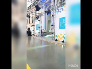 Неделя Моды в Москве 2021 Показ Кукла Таня