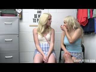 Ava Sinclaire & Nikki Sweet - Case No. Two Slutty Stepsisters (Big Tits, Blonde, Blowjob, FFM, Cowgirl, Cum In Mouth, Doggystyle