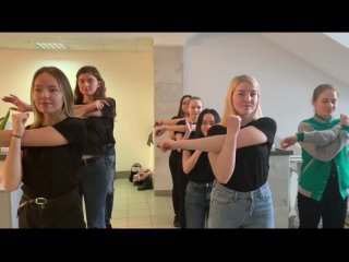 Флешмоб «Утренняя подзарядка» от Профкома студентов ВятГУ