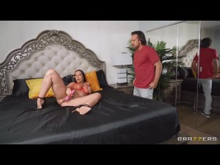 Rachel Starr - Slut Magic (Big Tits, Blowjob, Brunette, Feet, Fetish, Footjob, M