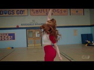 Танец Шерил _ Riverdale 5x07 _ Танцевальный батл