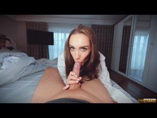 Кристина по утру соснула член, порно милф отсос мжм мжж домашнее анал