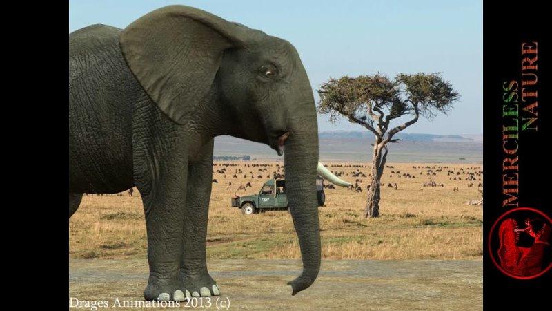Elephant vore