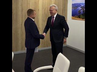 Встречи губернатора