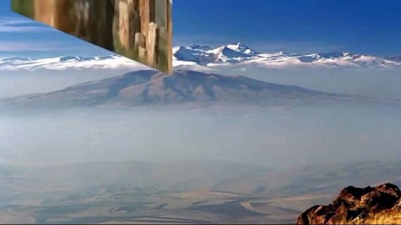 Армянский дудук Горы Армении mp4