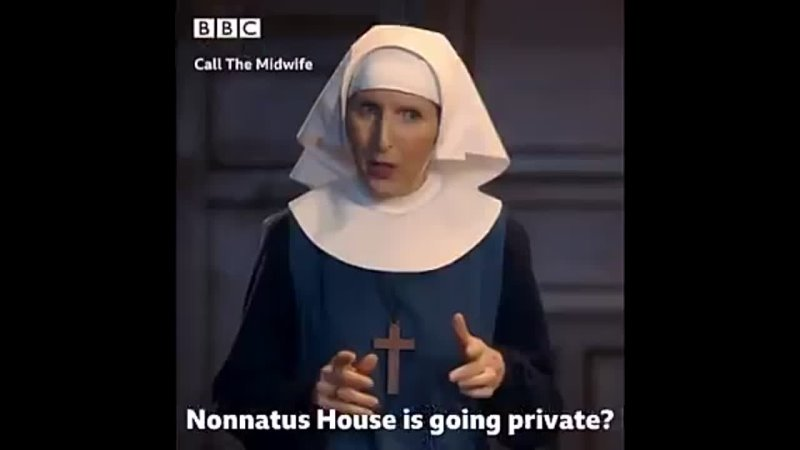 Видео от Call the Midwife Вызовите акушерку Сериал
