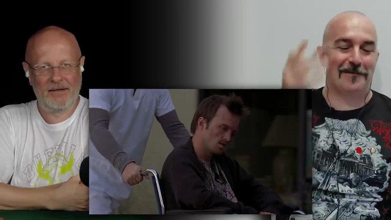 Dmitry Puchkov Breaking Bad с Климом Жуковбергом третий сезон восьмая серия