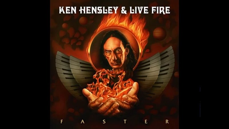 Ken Hensley Live Fire Set Me Free From Yesterday